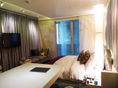 W Hotel - Habitación