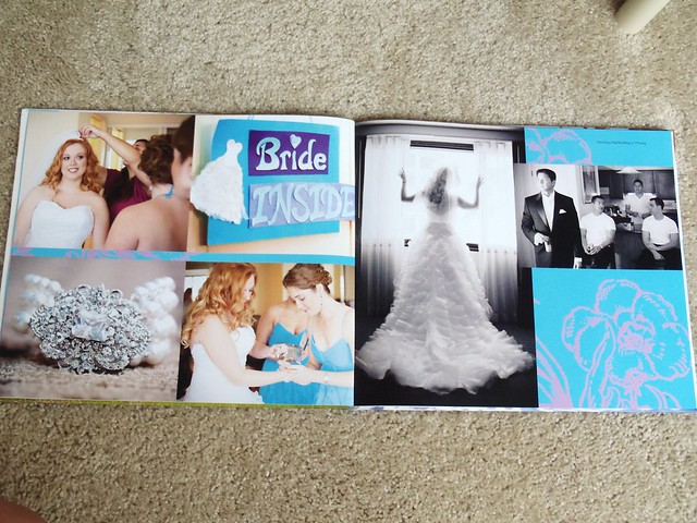 My Blurb Wedding Album photo 6