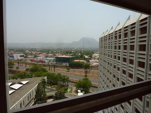 Abuja view