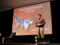 guy kawasaki: enchantment