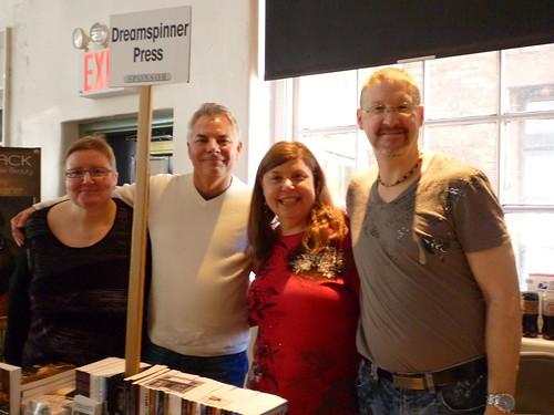 Dreamspinner Press Authors @ Rainbow Book Fair