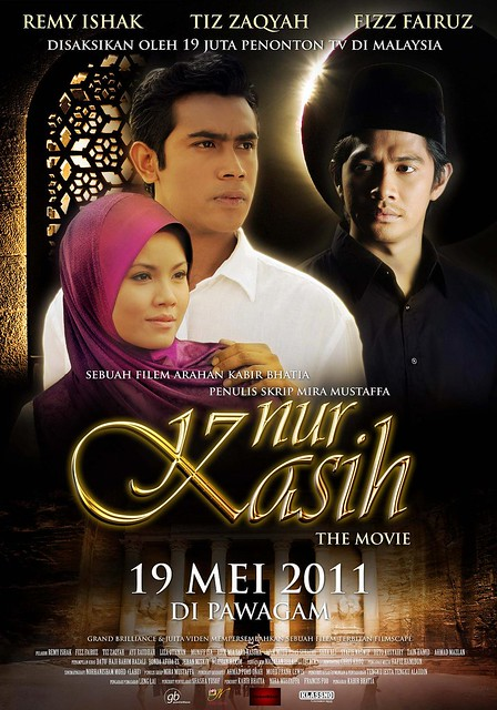 Poster Nur Kasih The Movie