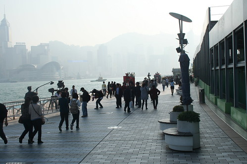 2011-02-25 - Hong Kong - Star walk - 02 - Sidewalk