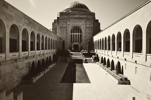 War Memorial Courtyard