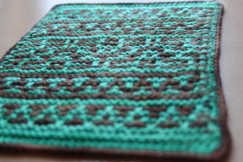 Slip Stich Potholder