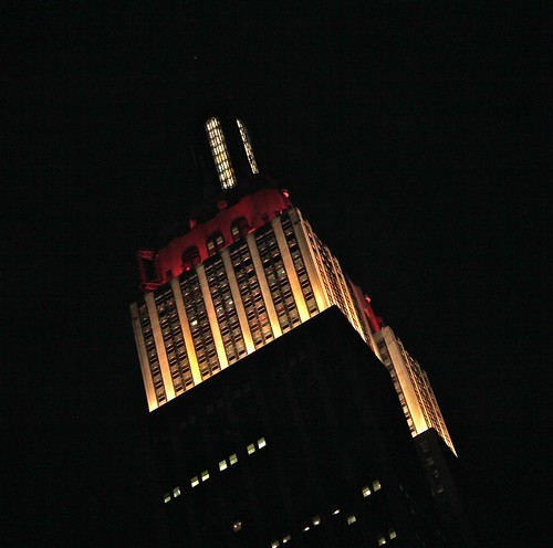 The Empire State Building - Pray for Japan