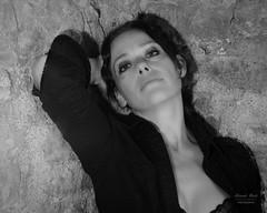 Sexy woman in cellar in black and white (alexander.dischoe) Tags: cellar keller gewölbe bw blackandwhite blackwhite nikon nikond7100 nikon18200mm 18200mm dslr dx ehrendingen schwarzweiss switzerland bra büstenhalter bh face gesicht portrait porträt erotisch erotic sexy