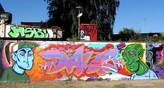graffiti amsterdam (wojofoto) Tags: graffiti ndsm kynz amsterdam nederland netherland holland wojofoto wolfgangjosten dan2