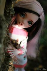 IMG_0189 (Cleo6666) Tags: monsterhigh monster high draculaura deluxe ooak repaint custom mattel doll