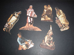 Little Sioux people for the tipi project