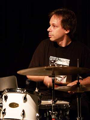 Lukas Ligeti @ The Stone, NY