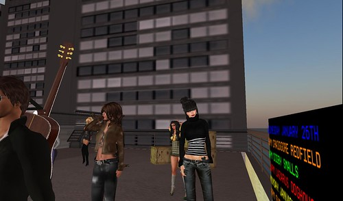fans of live music in second life