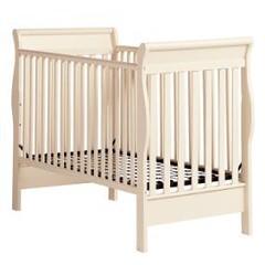 Rosebud crib