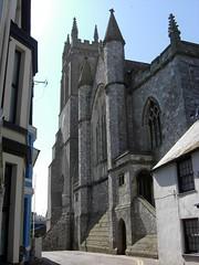 Brixham All Saints Church South Devon (Bridgemarker Tim) Tags: churches allsaints brixham torbay southdevon