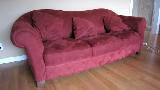 Ugly Sofa