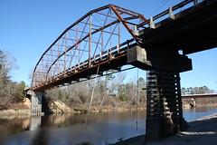 McLain Leaf River Bridge