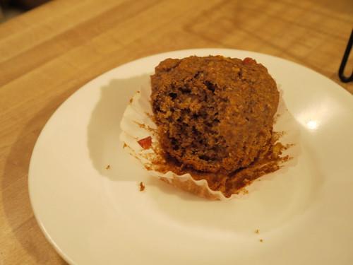 Muffin nom nom