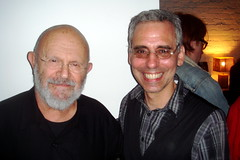 Jim Dine and Javier Hernandez-Miyares