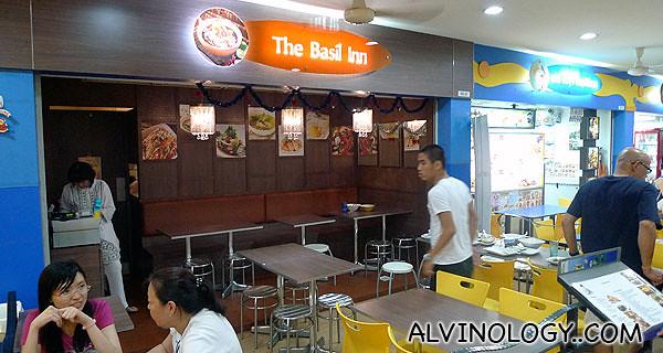 The Basil Inn
