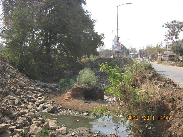 Visit to Pristine Pacific - 1 BHK & 2 BHK Flats in Datta-Nagar, Ambegaon Budruk - Katraj, Pune 411 046 - Katraj Narhe Road & river
