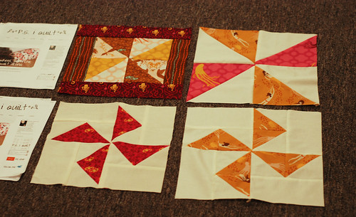Pinwheel Blocks 4