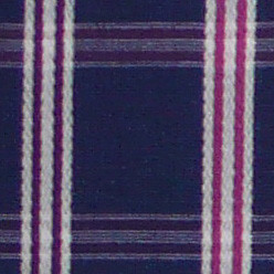colorful plaids navy with shads with navy and lavende8263-G by hansherman