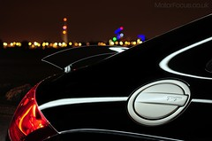 Audi TT rear detail (AndWhyNot) Tags: light lightpainting black detail tower car night painting tdi long exposure bokeh painted rear cap portsmouth lipstick tt spinnaker audi quays fuel spoiler quattro gunwharf filler 7371