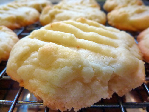 Easiest and most sinful shortbread
