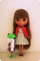 La princesa y el rano-escocés