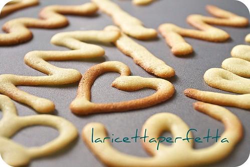 Biscotti Lingue di Gatto