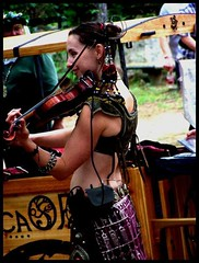 T.R.F. (Jurnie Jew) Tags: music fun texas awesome fair trf fiddle bellydance kasmir leszeppelin texasrennfair