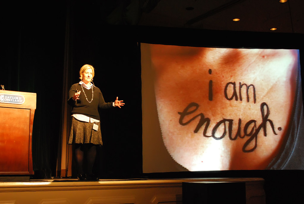 Brene Brown's opening keynote