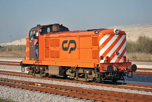 CP 1413 em manobras
