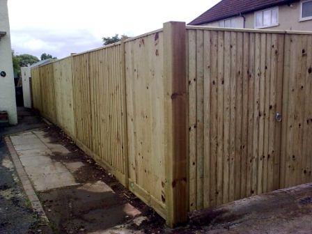 Brighton Fence Repairs
