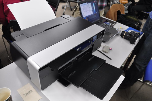 EPSON PX-5V Blogger Meeting_075
