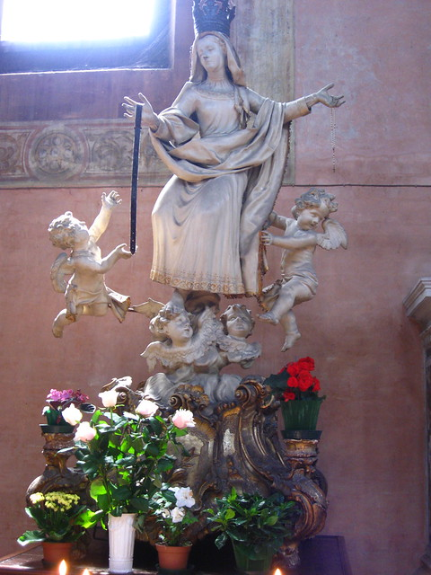 女神像のフリー写真素材
