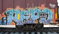 repo (midwest&beyond) Tags: art train trains choochoo graffitiart freighttrain benchinggraffiti