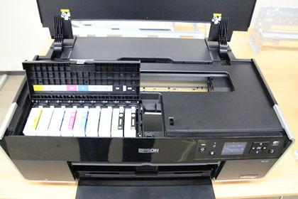 Epson PX-5Vインク