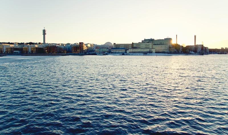 Hammarby sjöstad