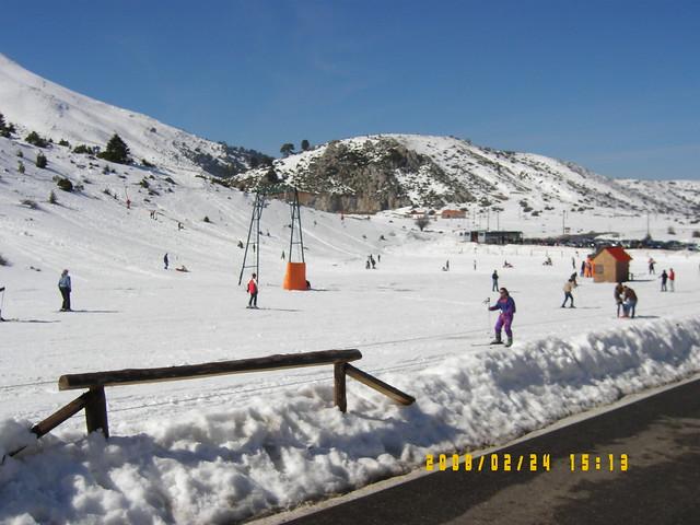 Ορεινή Κορινθία - Αθλητικό Κέντρο Ζήρειας