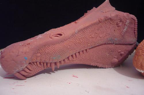 espinosaurio. espinosaurio