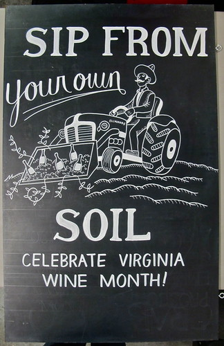 Sip From your own Soil