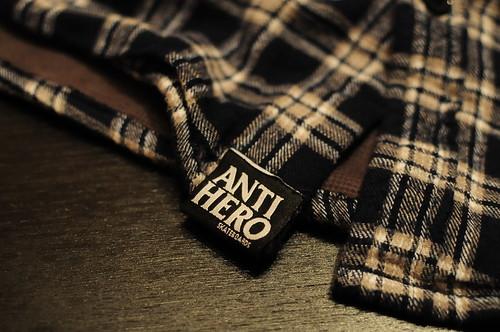DSC_3254ANTI HERO / Potorero Flannel Shirt