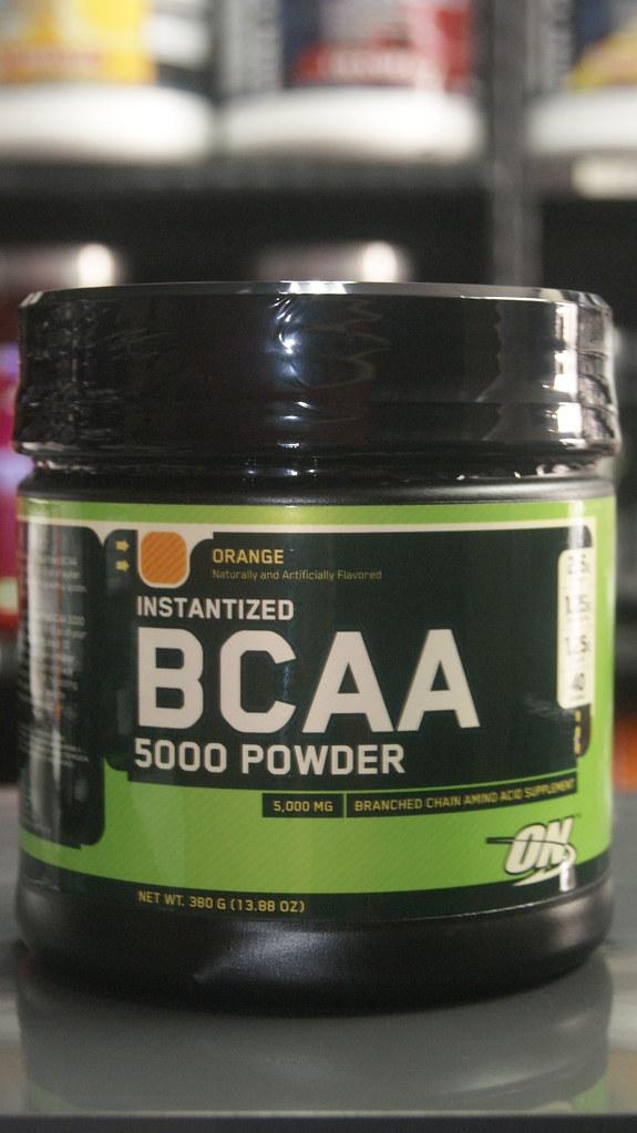 Optimum Nutrition - BCAA Powder 380 grams
