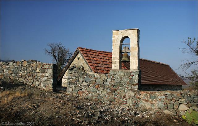 Ναός Αγίου Ιωάννου Ελεήμωνος στη Βίκλα.