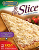 CLOSED - FRESCHETTA® By the Slice Pizza Review & Giveaway #SocialSpark