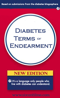Diabetes Terms of Endearment:  Third Edition