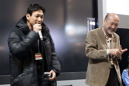 RICOH Talk Live CP+2011 08