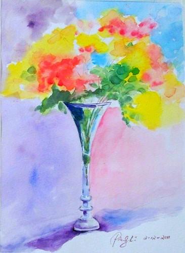 2011-2-12 FLOWER - HAPPY VALENTINE'S WEEKEND!