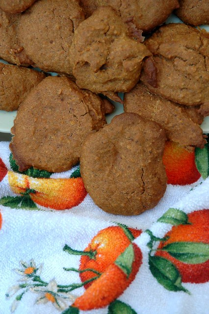 "Pumpkin cookies or ""alla Stella"""